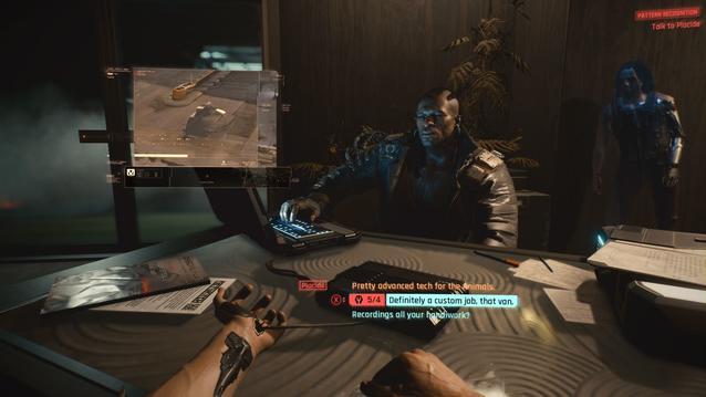 Cyberpunk 2077 Placide Gameplay
