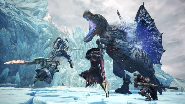 Monster Hunter World Iceborne Greifhaken