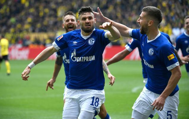 Schalke 04 gegen Mainz 05