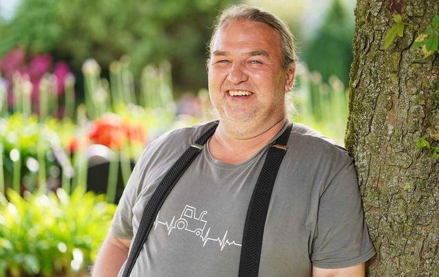 """""""Bauer sucht Frau"""" 2019: Bauer Sven"""