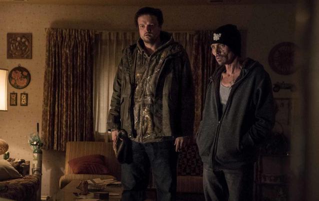 """""""El Camino: A Breaking Bad Movie"""": Skinny Pete (Charles Baker) und  Badger (Matt Jones)"""