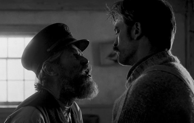 Der Leuchtturm mit Robert Pattinson und Willem Dafoe
