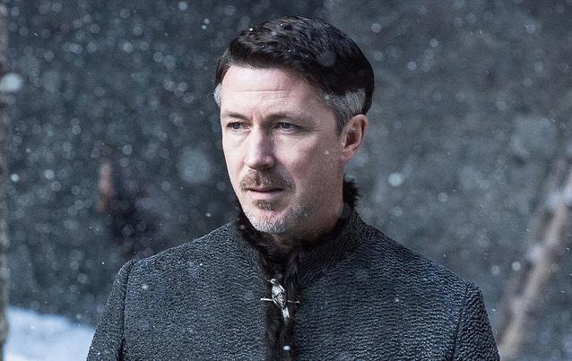 """Aidan Gillen als Petyr Baelish alias Kleinfinger/Littlefinger in """"Game of Thrones"""""""