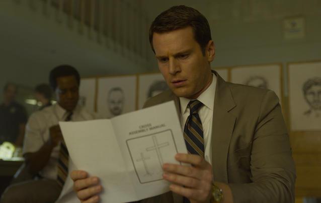 """Netflix """"Mindhunter"""": Jonathan Groff"""