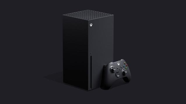 Xbox One Series X Microsoft