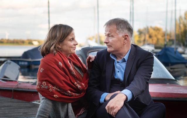 In aller Freundschaft: Roland und Katja