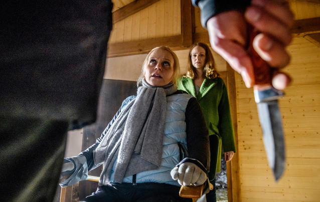 Sturm der Liebe: Bringt Paul Annabelle um?