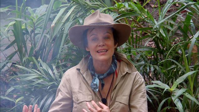 Sonja Kirchberger im Dschungelcamp 2020