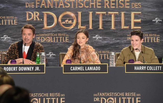 """PK """"Die fantastische Reise des Dr. Dolittle"""""""