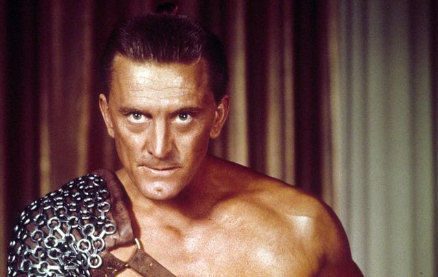 Spartacus-Darsteller Kirk Douglas