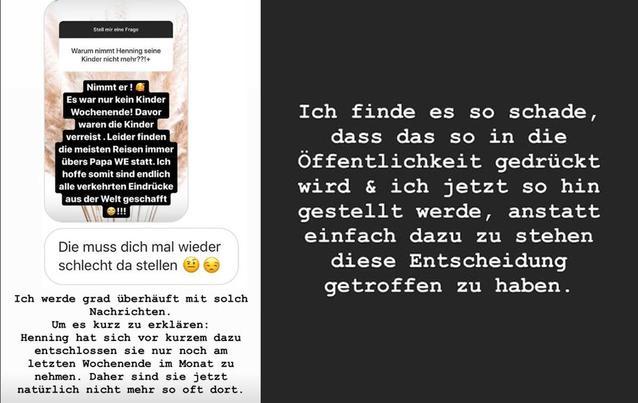 BTN-Star Anne Wünsche über Kinderregelung