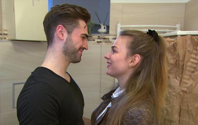 BTN: Lukasz und Vivi wollen zusammenziehen