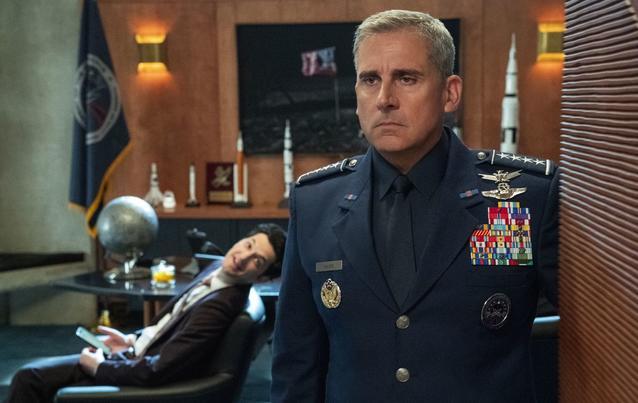 Space Force auf Netflix