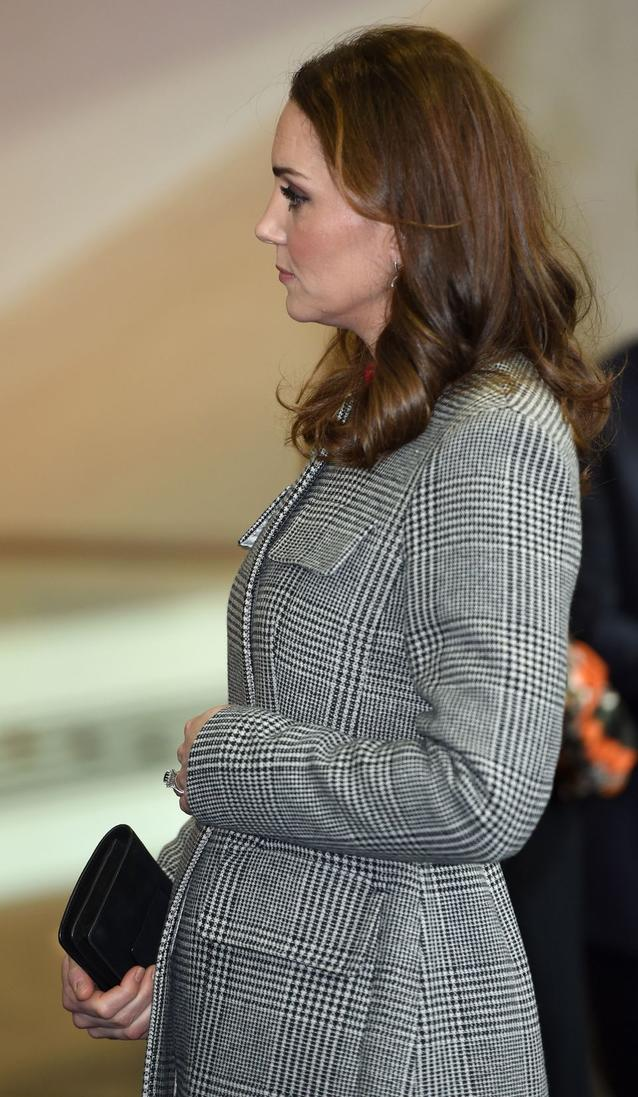 Herzogin Kate schwanger
