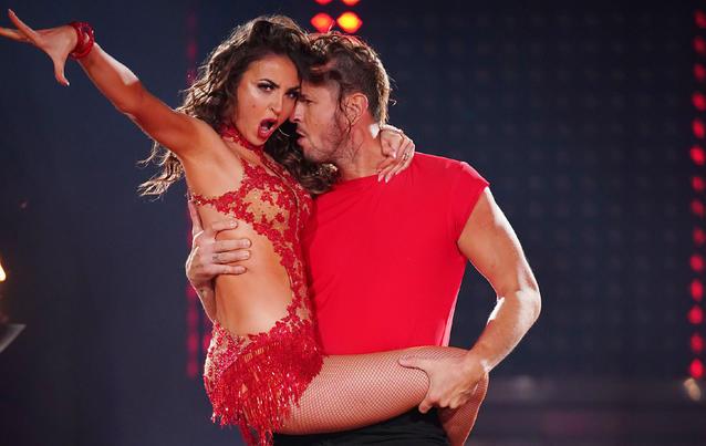 Ekaterina Leonova bei Let's Dance