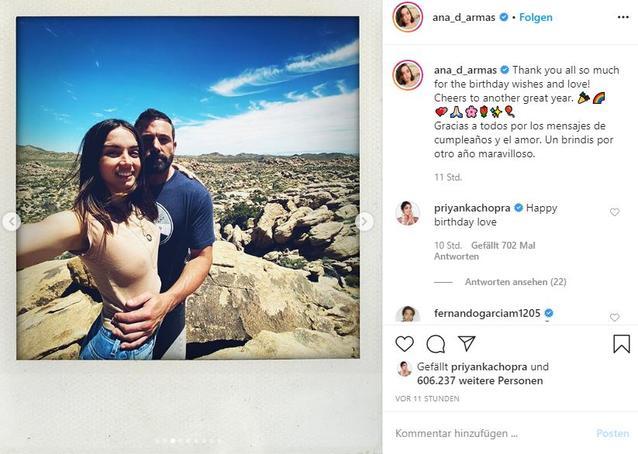 Ben Affleck und seine Freundin Ana de Armas
