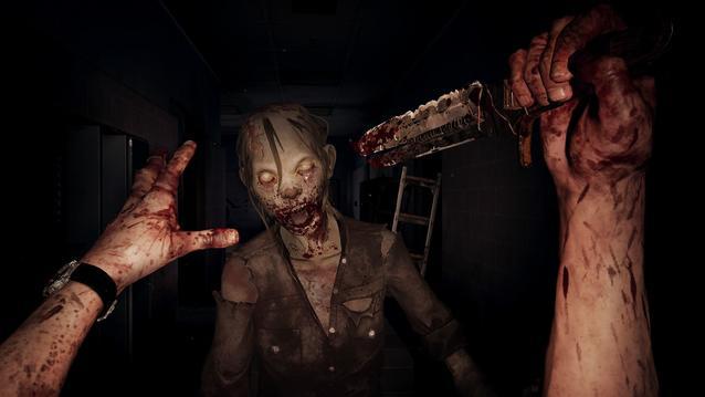 The Walking Dead Saints Sinners Messer