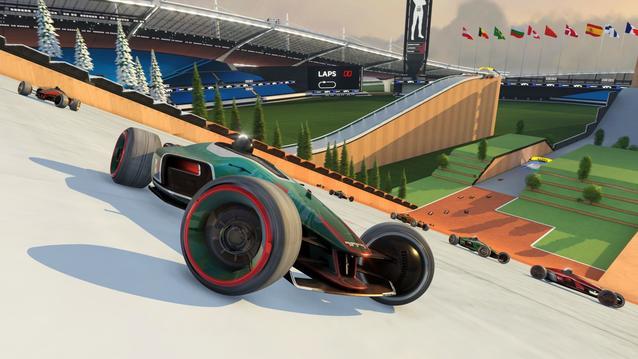 Trackmania Preview Custom Design