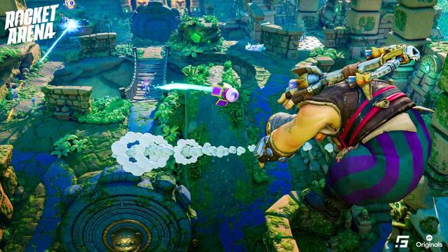 Rocket Arena EA Original
