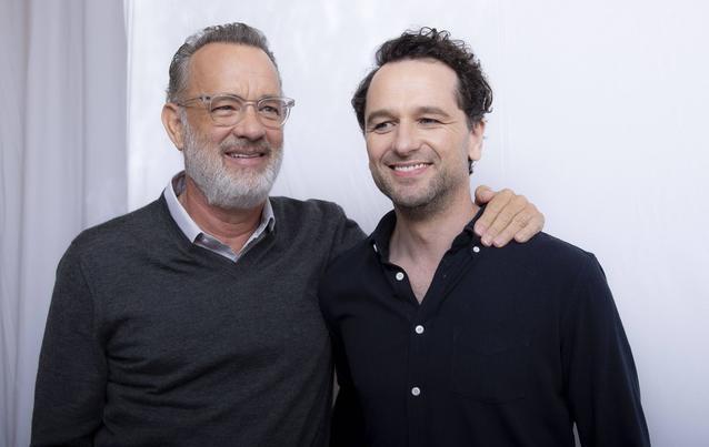 Tom Hanks Und Matthew Rhys