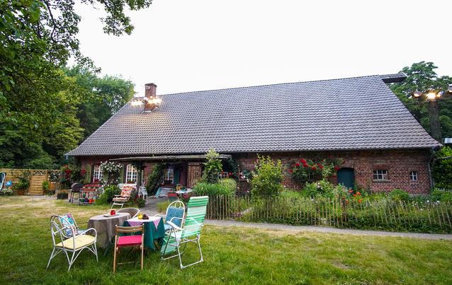 Sommerhaus Bocholt