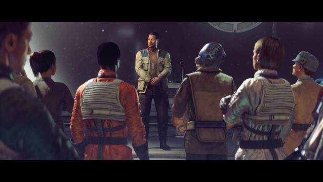 Star Wars Squadrons Briefing
