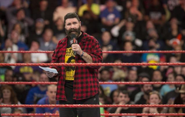 Mick Foley in der WWE