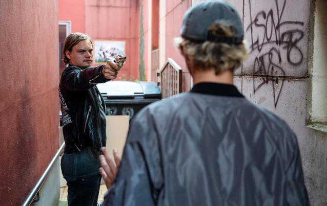 Ove (Wilson Gonzalez Ochsenknecht) und Kevin (Florian Kroop)