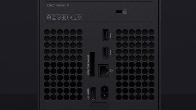 Xbox Series X Tech Ports