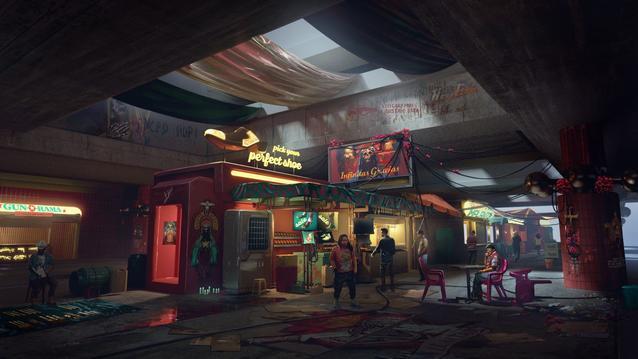 Cyberpunk 2077 Punk Heywood Glen