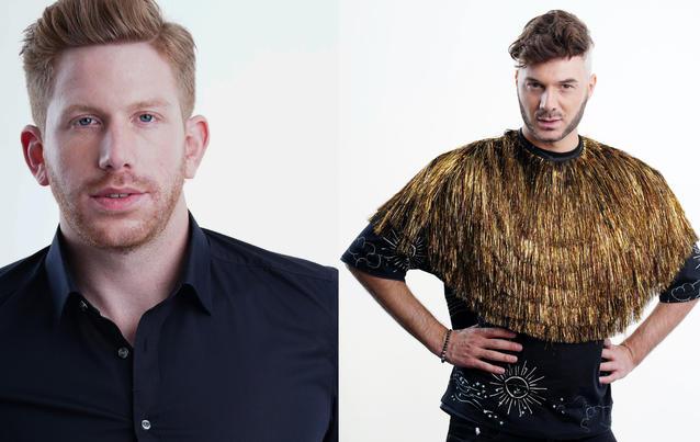 Dschungelcamp Lars Tönsfeuerborn und Sam Dylan