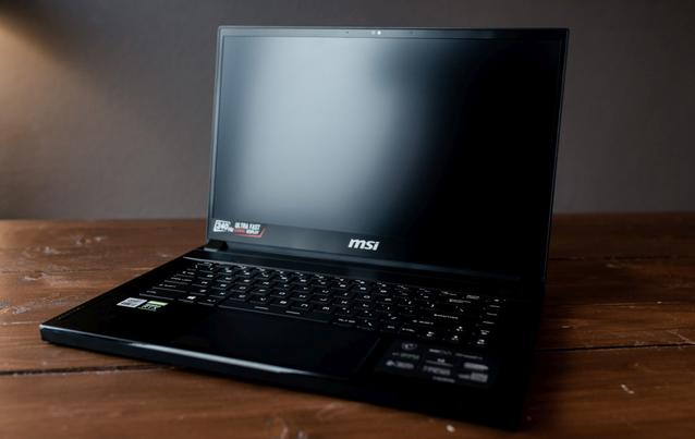 MSI GS66 Stealth Open Laptop