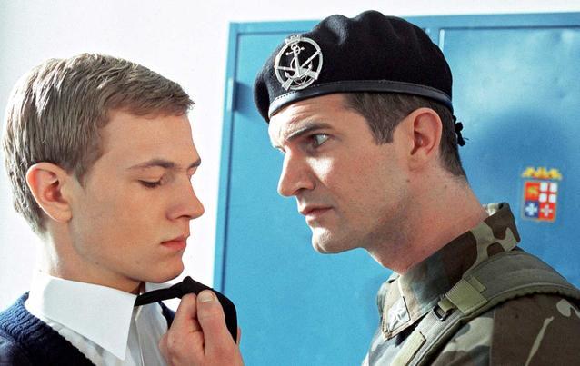 """Simon Böer in """"Donna Leon"""""""