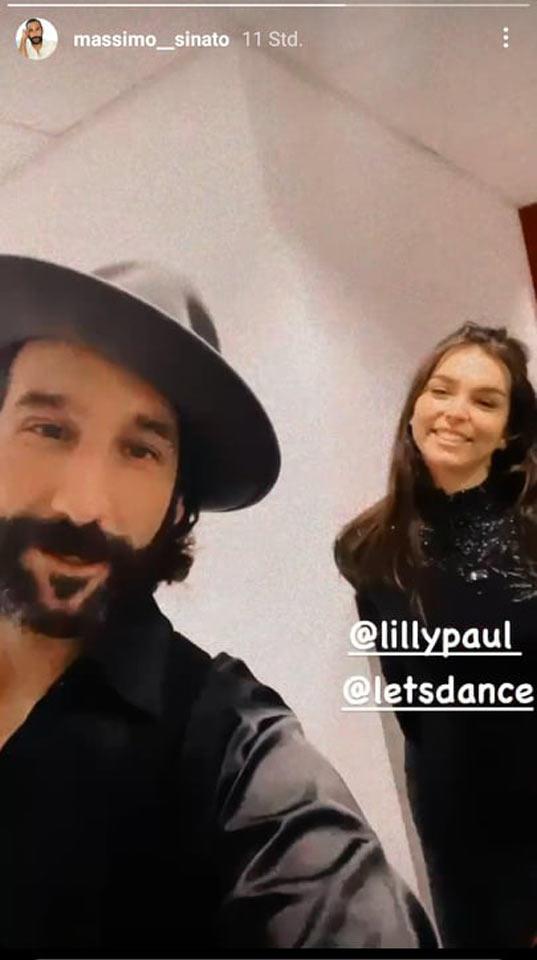 "Instagram: Lili Paul-Roncalli doch bei ""Let's Dance 2021"""