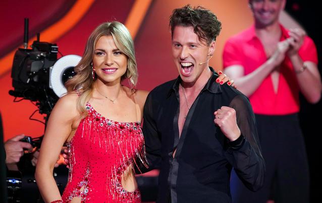 Let's Dance Valentina Pahde und Valentin Lusin