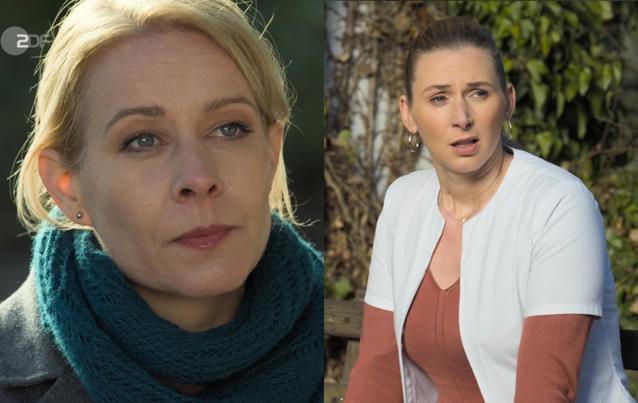 Bergdoktor: Susanne stellt Linn zur Rede