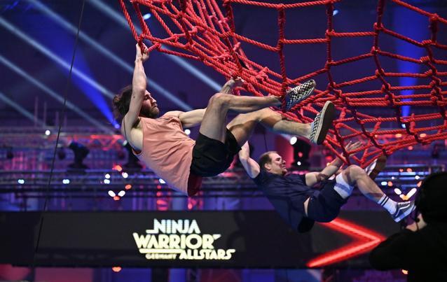 Ninja Warrior Germany Allstars