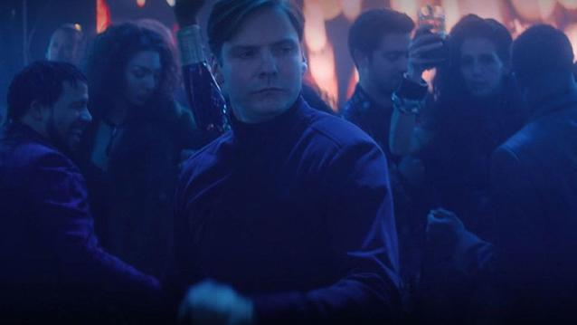 Zemo Dance in Falcon and the Winter Soldier