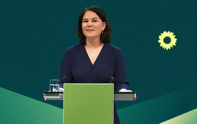 Annalena Baerbock Die Grünen