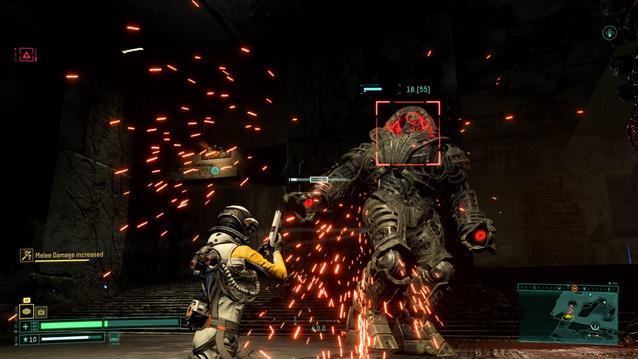 Returnal Sentinel Combat