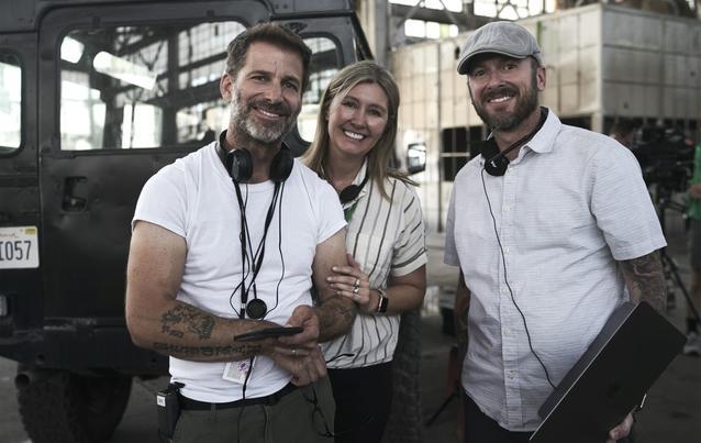 Army of the Dead Zack Snyder und Deborah Snyder