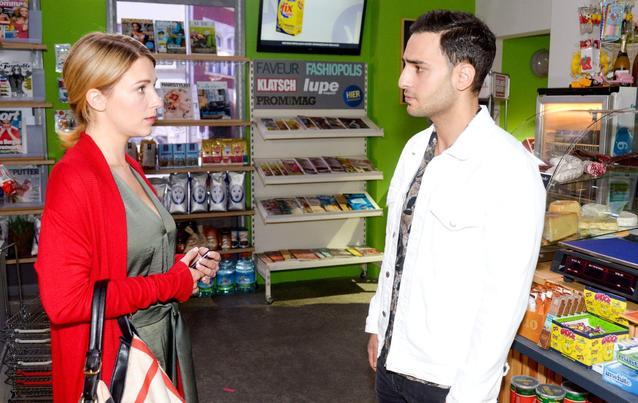 GZSZ-Vorschau: Nihat erfährt die Wahrheit über Lilly