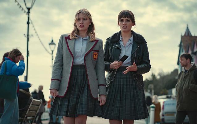 """""""Sex Education""""-Staffel 3: Aimee & Maeve"""