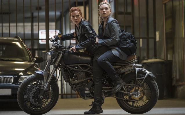 Black Widow Duo
