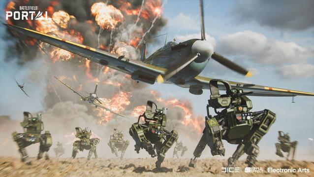 Battlefield Portal Mash Up