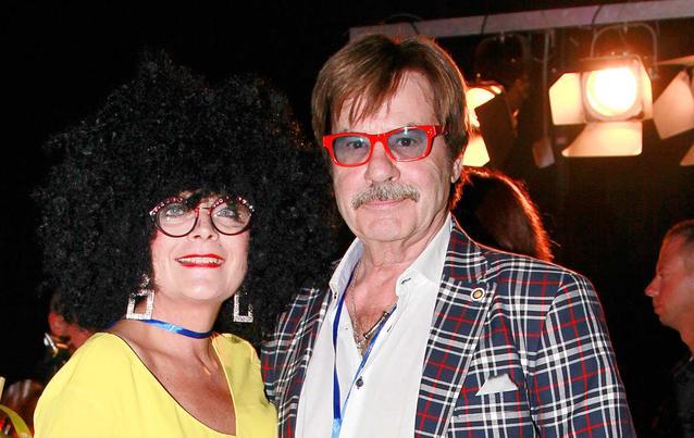 """Promi Big Brother""-Kandidat Jörg Draeger & Ehefrau Petra"