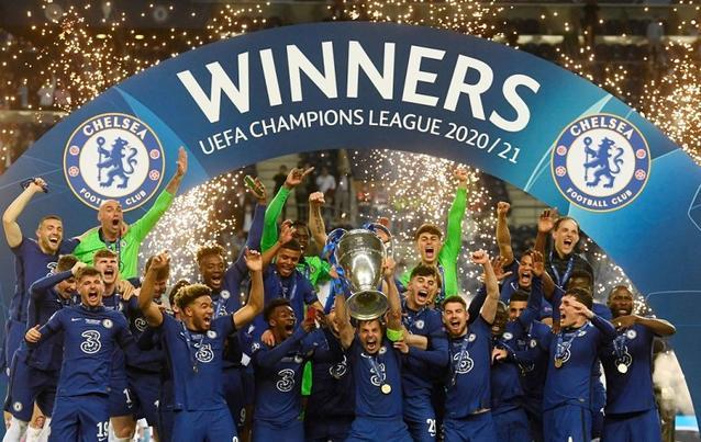 Vergangene Saison holte Chelsea London den Titel in der Champions League.