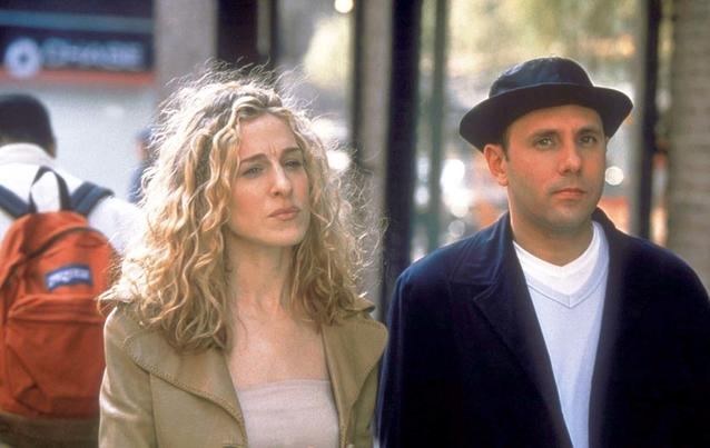 Sex and the City: Carrie & Stanford