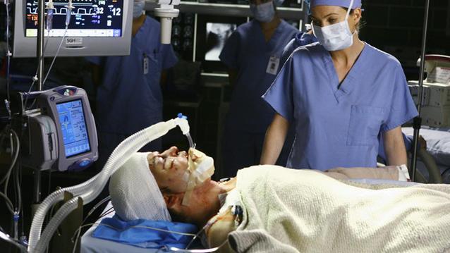 George O'Malley Grey's Anatomy