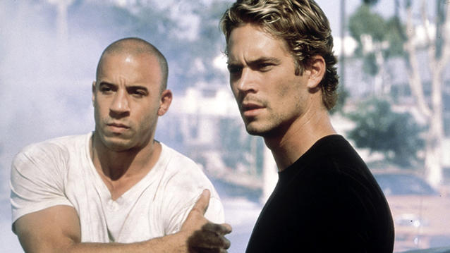 Paul Walker und Vin Diesel